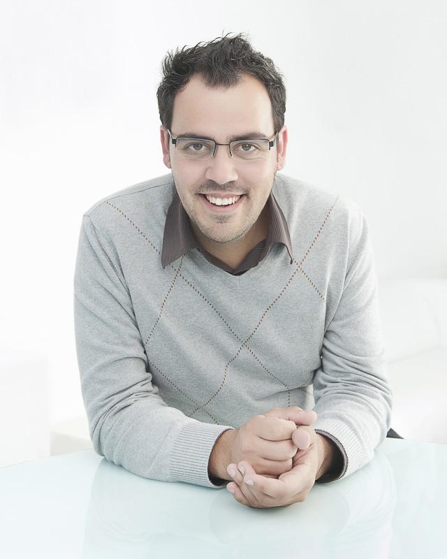 Daniel Ribeiro portrait