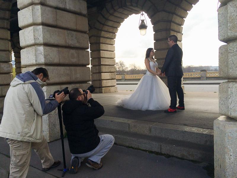 Daniel Ribeiro frederico santos rencontre mariés mariage paris