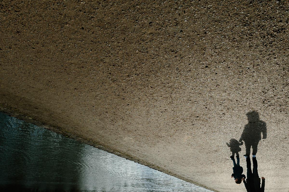 seance photo famille automne photographe enfant parc de sceaux antony haut de seine ombres