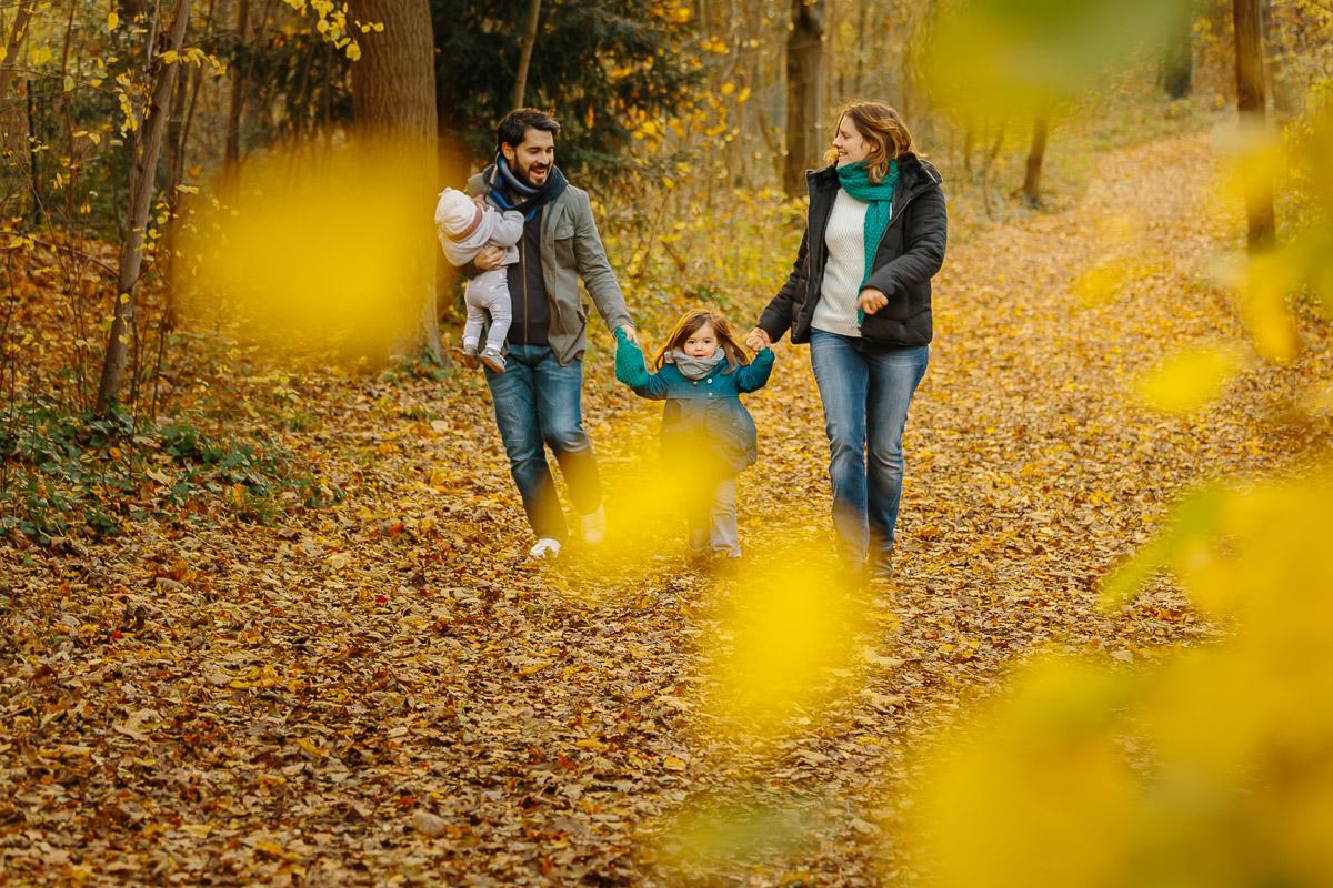 seance photo famille automne photographe enfant parc de sceaux antony haut de seine frederico santos