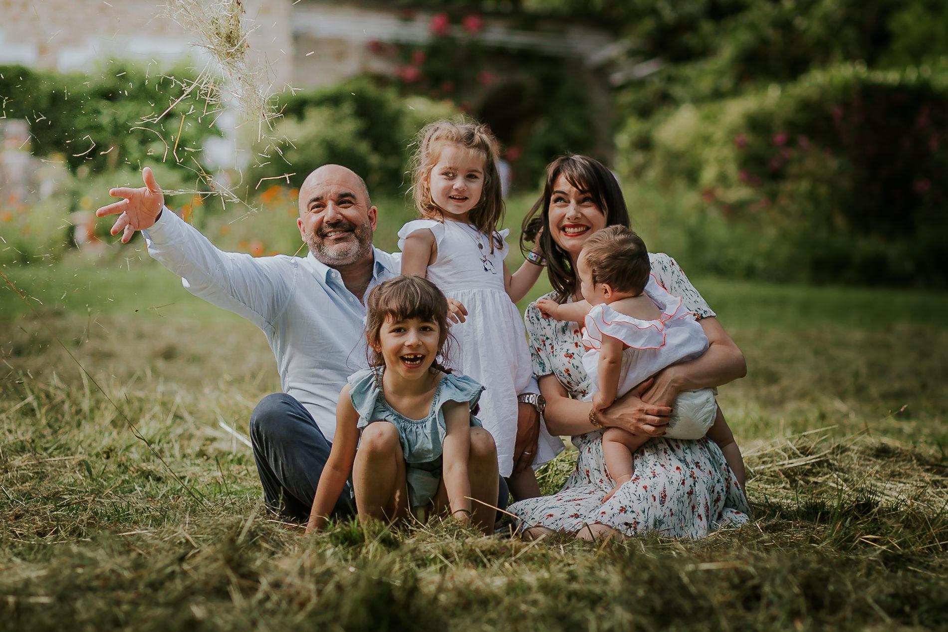portrait de famille meilleur photographe paris frederico santos